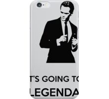 It's Going To Be Legendary iPhone Case/Skin