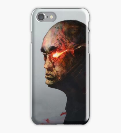 Hattori I iPhone Case/Skin