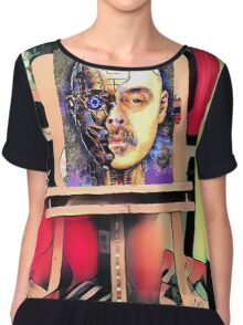 The Painting Chiffon Top