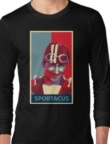 Sportacus Long Sleeve T-Shirt