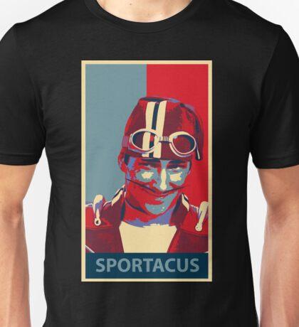 Sportacus Unisex T-Shirt