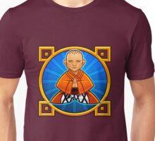 Shaolin monk 03 Unisex T-Shirt