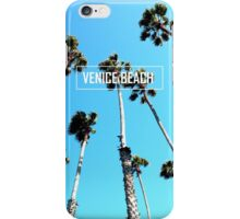Venice Palms iPhone Case/Skin