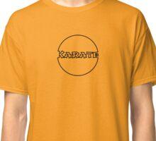 Karate Bubble Classic T-Shirt