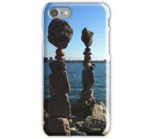 Standing Stones in San Diego iPhone Case/Skin