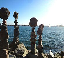 Standing Stones in San Diego by sando91