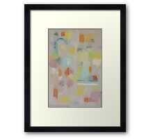 Raindance Framed Print