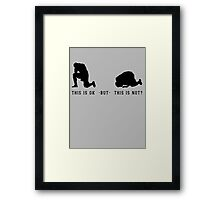 Husain Abdullah Should Be Able To Pray If Tebow Can Framed Print