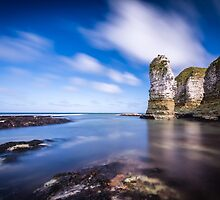 Selwick Bay Stack by Neil Cameron
