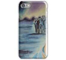 VINTAGE DR WHO(S) iPhone Case/Skin