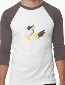 Emolga Minimalist Men's Baseball ¾ T-Shirt
