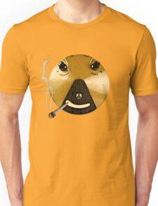 Smoking Fuzz Face Unisex T-Shirt