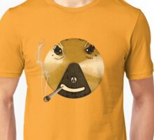 Smoking Fuzz Face Unisex T-Shirt