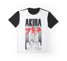 Akira Tetsuo Throne Graphic T-Shirt