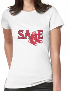 Chris Sale Red Sox Shirt Womens Fitted T-Shirt