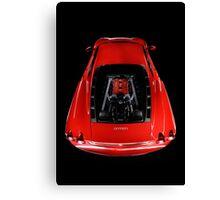 Ferrari F430 Engine Canvas Print