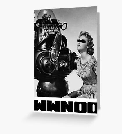 WWNOO #6 Greeting Card