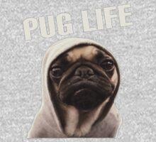 Pug Life Funny Kids Tee