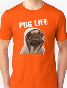 Pug Life Funny T-Shirt