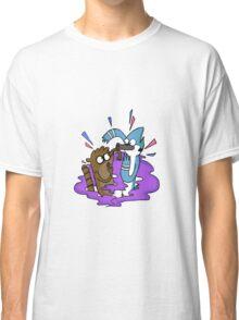 Regular Show - Ohhhhhhhh! Classic T-Shirt