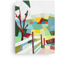 Fancy Fence Canvas Print