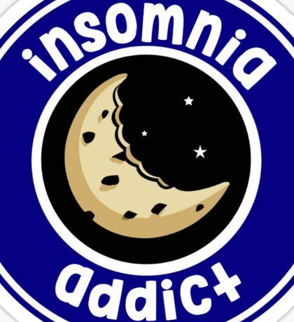 Insomnia Addict Sticker