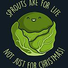 Sprouts Are For Life by perdita00