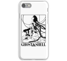 Ghost In The Shell - Gits iPhone Case/Skin