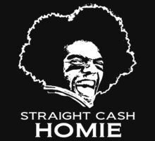 Randy Moss Straight Cash Homie Kids Tee