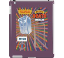 'The Review of Death' Knob-Out Articulation iPad Case/Skin