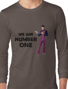 We Are Number One Long Sleeve T-Shirt