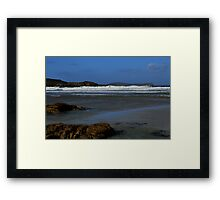Anagry Beach, Co Donegal. 4 Framed Print