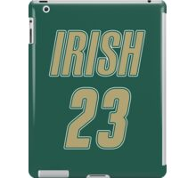 Fighting Irish #23 iPad Case/Skin