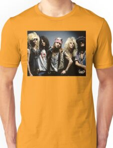 the guns n roses Unisex T-Shirt