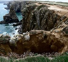 The Hole In The Edge Of The World. by rennaisance