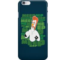 Meep Fella iPhone Case/Skin