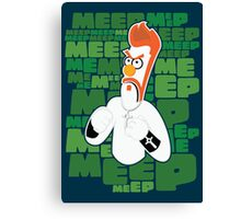 Meep Fella Canvas Print