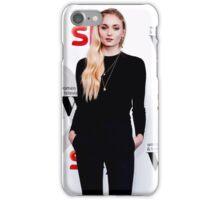 sophie turner iPhone Case/Skin