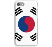 South Korea iPhone Case/Skin