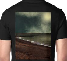 Frost Moon at Midnight Unisex T-Shirt