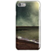 Frost Moon at Midnight iPhone Case/Skin