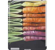 Color Carrots iPad Case/Skin
