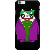 TotoJoker iPhone Case/Skin