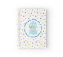 2017 Bubble Gum Calendar Journal Hardcover Journal