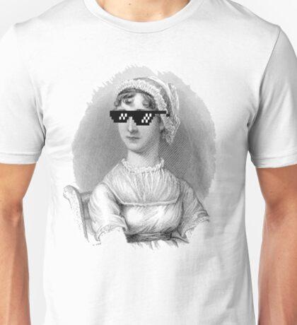 Thug Jane Austen Unisex T-Shirt
