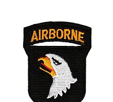 101st Airborne - iPhone Case by Buckwhite