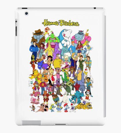 Hanna-Barbera iPad Case/Skin