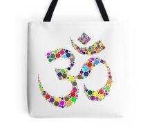 OM Symbol - Indian Hindu Aum  Tote Bag