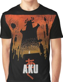 Akaiju Graphic T-Shirt