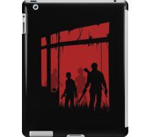 Last people iPad Case/Skin